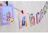 Wholesale Inch DIY Picture Frame Wall Hanging Cute Animal Paper Photo Frame for Children Gift