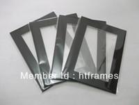 acid free plastic bags - Acid free black photo mounts to fit x6 photo with plastic bag