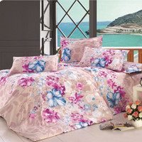 bedding brand names - Bed sheet brand name Home decor cotton comforter set bed set quilt cover linens duvet set bedclothes queen size