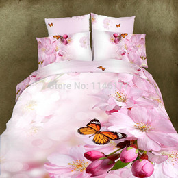 Wholesale-Ywxuege 2015 3D Reactive Printing Bedclothes King Queen Double Size Duvet Quilt Cover Bed Sheet Linens 4PCS Bedding Set