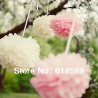 balls paper products - Colorful World Inch Paper Flowers Diy Ball Finished Product Wedding Flowers Bridal Bouquets