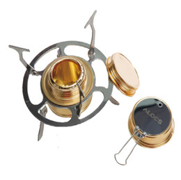 Wholesale new arrive hot sale Alcohol stove outdoor Camping and hiking gas appliance SH035