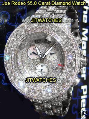joe rodeo jojo 55 0 carat diamond watches aqua techno watch buy joe rodeo jojo 55 0 carat diamond watches aqua techno