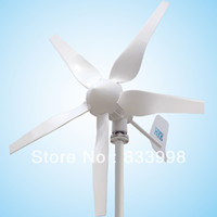 wind power - Generator Wind Generator Small Wiind Turbine Micro wiindmill wind power generator W DC12v amp v with CE