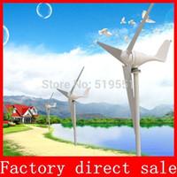 solar power generator - FEDEX or DHL W Max Power Wind Generator Turbine w max Wind solar hybrid Controller with LCD V