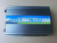Wholesale Grid tied On grid DC to AC W Pure Sine Wave Power inverter Input VDC Output V VAC CE ROHS Passed