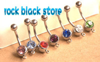 Wholesale Diy belly rings belly button rings belly piercing navel ring body piercing navel ring navel rings