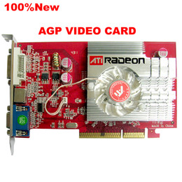 Wholesale New ATI Radeon MB DDR2 Memory AGP D Dvi S video VGA Video Card