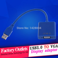 ati converter - NEW USB to VGA Multi display Adapter Converter External Video Graphic Card