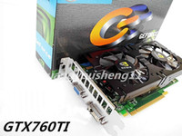 Wholesale New Original NVIDIA Video Card Geforce GTX TI TC2048M Bit PCI Express X16512MB GDDR3 Close To gtx TI