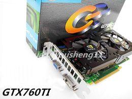 Wholesale New Original NVIDIA Video Card Geforce GTX TI TC2048M Bit PCI Express X16512MB GDDR3 Close To gtx TI