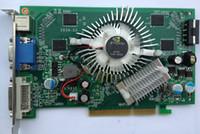 agp graphics - New AGP X X Nvidia Geforce GPU GT MB DDR2 placa de Video Graphics Card GT