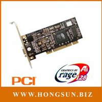 ati rage xl - New ATI Rage XL PCI MB Video Graphics Card drop shipping with tracking number