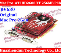 ati radeon pci - Original Mac Pro ATI Radeon HD XT RV630 MB DDR3 PCIe Video Card macpro HD2600 XT for Gen mac machine