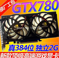 Wholesale NVIDIA Geforce gtx g independent computer VIDEO graphics card GB gtx780 Graphics Cards vs gtx770