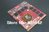 ati parts - M17X R2 AMD ATI HD M HD5870M GB VIDEO CARD RV546 MJ computer components laptop parts vga graphics