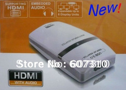 Wholesale New Arrival USB to HDMI Adapter Add to Additional Display to your Computer Effortlessly With Video amp Audio