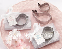 baby mammas - Tweet Baby quot Mamma and Baby Bird Stainless Steel Cookie Cutters baby shower giveaway centerpieces wedding supplies Free