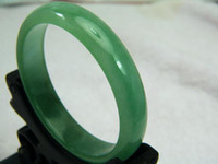 Wholesale bangle bangles Natural Burma Jade Jadeite Bracelet friendship