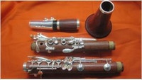 Wholesale High grade mahogany instrument clarinet clarinet