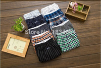Wholesale PC cotton high quality Mens confortable pants Lounge trunk boxershorts lounge underwear
