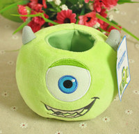 big pen company - Factory direct sale monster monster university electric power company big eye son mike monocular pen container to blame