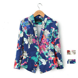 Canada Plus Size Floral Blazers Supply, Plus Size Floral Blazers ...