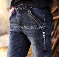 Cheap Mens Designer Urban Clothes Cheap Men biker jeans Best