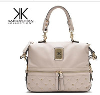 Wholesale KK the spring of street fashion buckles kardashian kollection elegant handbag purse shoulder bag handbag