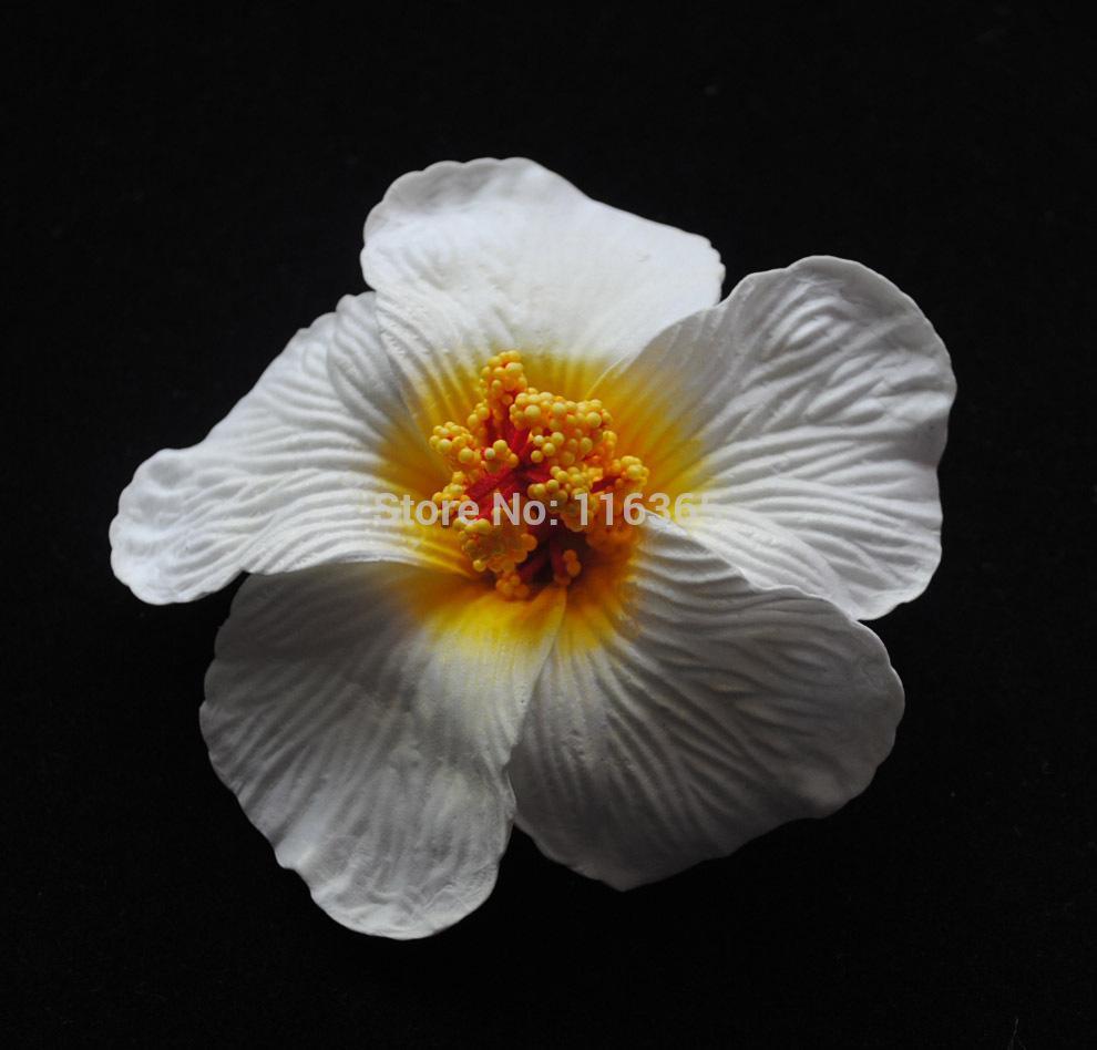 Wholesale on sale 40pcslot 9cm hibiscus foam flower hawaiian hair wholesale on sale 40pcslot 9cm hibiscus foam flower hawaiian hair flower clip decorative wedding izmirmasajfo
