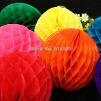 Cheap Wholesale-Free Shipping 25pcs 6inches (15cm) Flower Tissue Paper And Flower Bridal Bouquet For Wedding Car Decoration