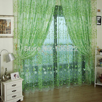 Wholesale european style luxury living room bedroom curtains a clearance sale
