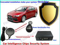 car security system - brand new voltage one way car alarm ignition cut off RFID immobiliser anti theft car security system