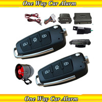 ads alarm systems - top car alarm system with AD flip key alarm remotes lock unlock window rolling up output central lock automatication ce pass