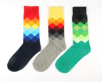Cheap Wholesale-Name Brand Athletic Cotton Winter Men'S Skateboard Socks Thick Sport Winter Calcetines 962