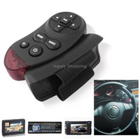apple dvd player - Steering Wheel Remote Control Compatible with Car CD DVD TV MP3 Player