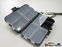 Wholesale mumujiuri MB1 Fishing Plastic Box Fishing Tackle Box Fishing Product fly fishing box