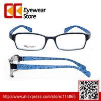 Wholesale Comfortable wear metal frame half rim tr temple K1938 eyeglasses eyewear prescription rx optical spectacle frame