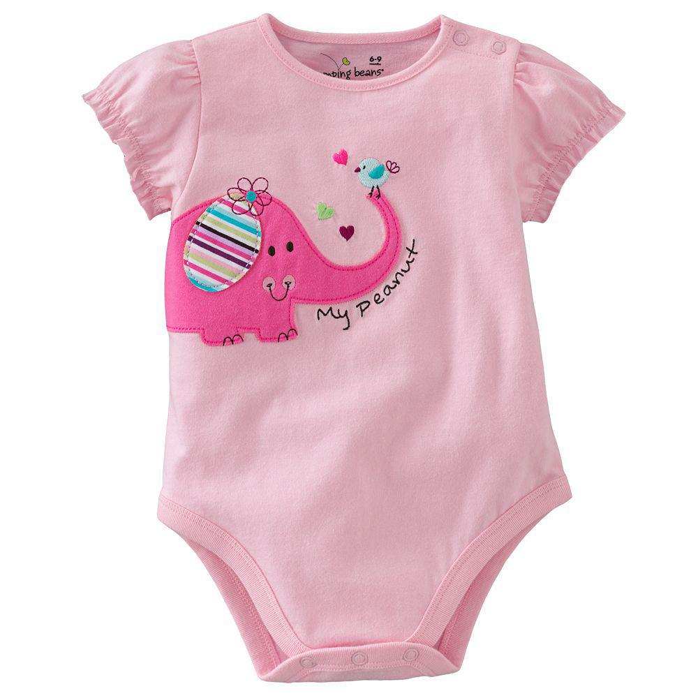 2018 Jumping Beans Romper Baby Onesies Jumpers Toddler ...