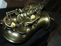 Wholesale Bronze sem Alto Saxophone Woodwind With case