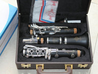 bb clarinets - New Arrival Silver key Woodwind Bb Clarinets Musical Instruments