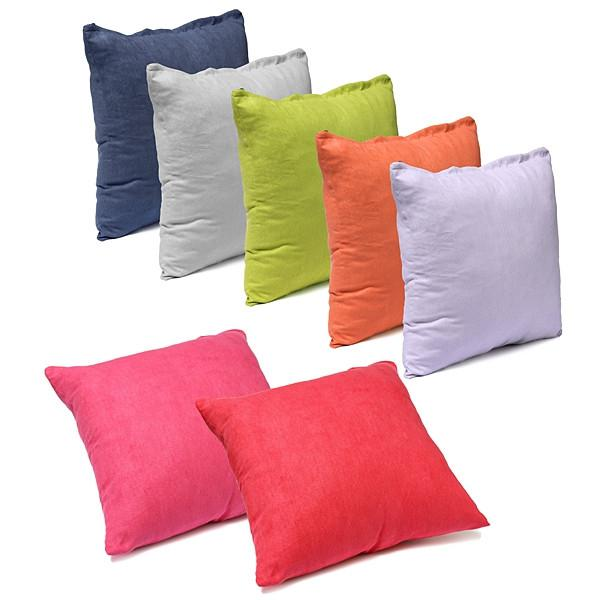 Wholesale New Candy Color Soft Micro Suede Sofa Throw Pillow Case Hold Cushion Cover Home Decor ...