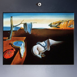 Wholesale SALVADOR DALI ART POSTER PICTURE PRINT ON CANVAS OIL PAINTING