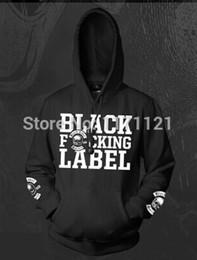 Wholesale BLACK LABEL SOCIETY ROCK METAL SKULL NEW SWEAT BFL PULLOVER HOODIE
