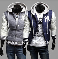 baseball season start - The season starts the logo personality hooded Baseball Jacket