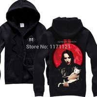 alternative metal rock - MARILYN MANSON HEAVY METAL BLACK FACE ALTERNATIVE ROCK NEW HOODIE