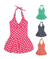 Girl Bikinis 3-6 Months Wholesale-Free shipping 2015 promotional baby girls one-piece swimwear children piece swimsuit good quality beach suit for 3-12 year old