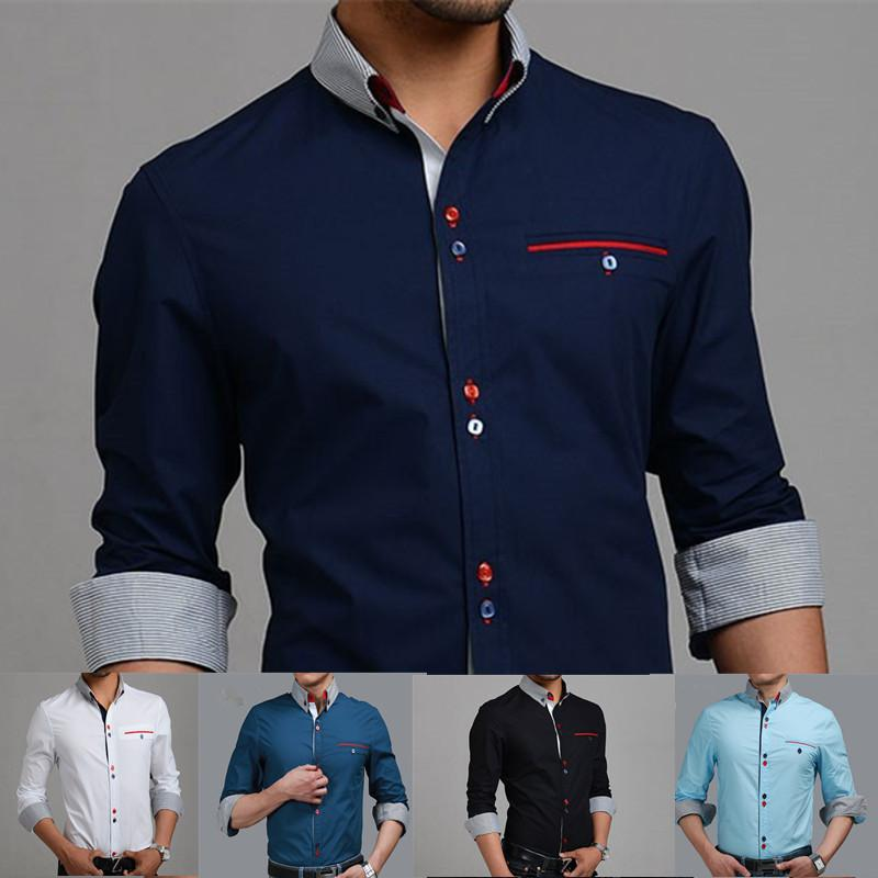 Cheap mens dress shirts - Cheap dress style