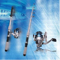 Wholesale Silver shark meters pole YA fishing reels special offers