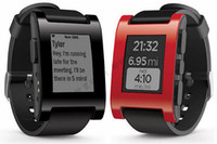 pebble watch - of the original and new Arrival pebble Smartwatch Unpackage Pebble Watch to Russia and Brazil